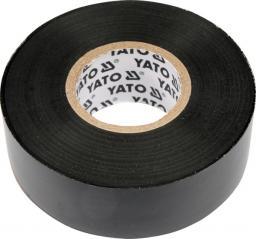 Yato Taśma elektroizolacyjna 12mm x 0,13mm 10m czarna (YT-8152)