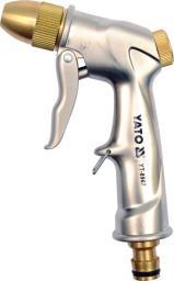 """Yato Zraszacz pistoletowy regulowany metalowy 2-funkcyjny 1/2"""" na blistrze (YT-8967)"""