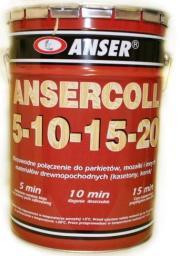 Anser Klej do parkietu i drewna ANSERCOLL 5-10-15-20 23kg