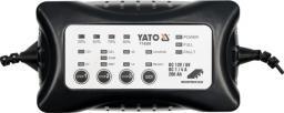 Yato Prostownik elektroniczny 12/6V 1/4A 200Ah (YT-8300)