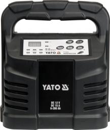 Yato Prostownik elektroniczny 12V 15A 6-200Ah (YT-8303)