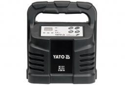 Yato Prostownik elektroniczny 12V 12A 6-200Ah (YT-8302)