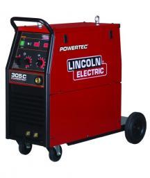 Lincoln Electric Półautomat spawalniczy POWERTEC 305C 4R 400V3Ph K14056-3