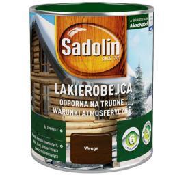 Sadolin Lakierobejca Odporna na trudne warunki atmosferyczne mahoń 0,75L