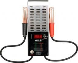 Yato Tester akumulatorów cyfrowy 12V 150-1400A (YT-8311)