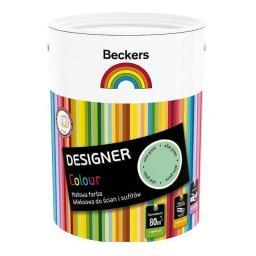 BECKERS Designer Colour farba do wnętrz emulsja lateksowa stony grey 2,5L