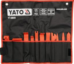 Yato Ściągacze do tapicerki 11 części (YT-0844)