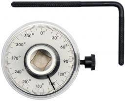 """Yato Kątomierz klucza dynamometrycznego 1/2"""" 360° (YT-0593)"""