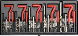 Yato Zestaw do naprawy gwintów M5 - M12 131szt. (YT-1763)