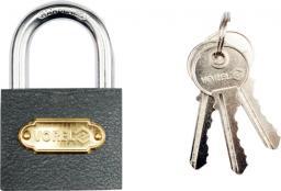Vorel Kłódka żeliwna 32mm 3 klucze 77061