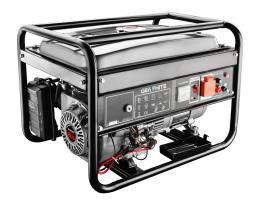 GRAPHITE Agregat prądotwórczy 2000W z AVR 2x230V + 1x12V 15L (58G903)