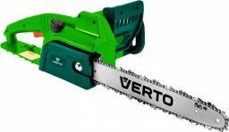 Verto Piła łańcuchowa elektryczna 2000W 40,5cm (52G584)