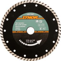 STHOR Tarcza diamentowa turbo 115mm (08790)