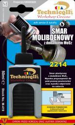 Technicqll Smar plastyczny molibdenowy z dodatkiem MoS2 50ml (M-560)