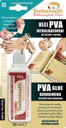 Technicqll Klej PVA introligatorski do tektury i papieru 80ml R-397