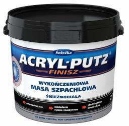 Śnieżka Masa szpachlowa gotowa ACRYL-PUTZ FINISZ 1,5kg