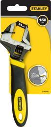 Stanley Klucz nastawny typu szwed 150mm gumowa rękojeść (0-90-947)