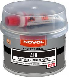 Novol Szpachlówka z pyłem aluminiowym ALU 250g 1160