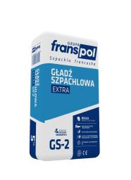 Franspol Gładź szpachlowa Extra GS-2 5kg