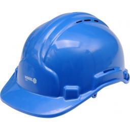 Vorel Kask ochronny 50-66cm niebieski 74192