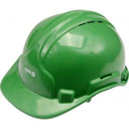 Vorel Kask ochronny 50-66cm zielony 74195