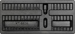 Yato Wkładka narzędziowa (YT-55381) do zestawu YT-5538