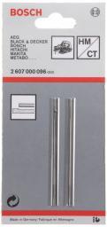 Bosch Noże widiowe do strugów elektrycznych 82mm 2szt. (2.607.000.096)