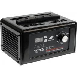 Yato Prostownik elektroniczny 12/24V 15A z rozruchem 75A (YT-83051)