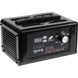 Yato Prostownik elektroniczny 12/24V 30A z rozruchem 145A (YT-83052)