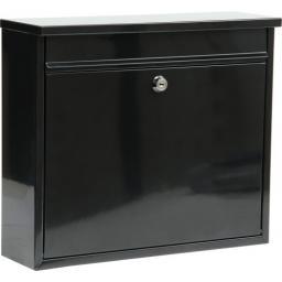 Vorel Skrzynka na listy 310x360x100mm czarna (78575)