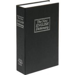 Vorel Kasetka na pieniądze książka 240x155x55mm (78633)