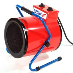 Dedra Nagrzewnica elektryczna 3300W okrągła (DED9931)
