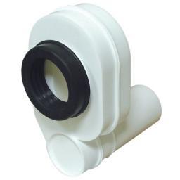 Rawiplast Syfon pisuarowy poziomy fi 50mm A50450