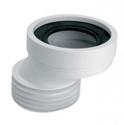 McAlpine Złącze WC minośrodowe z przesunięciem 40mm HC38