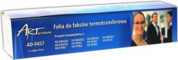 ART folia kopiująca FA57 (KX-FA57E) do faxu Panasonic KX-FP343