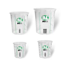 BOLL Pojemnik plastikowy z podziałką 22400ml (0070234)