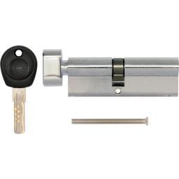 Yato Wkładka chromowana do zamka z gałką 8 kluczy 31/41mm YT-69923