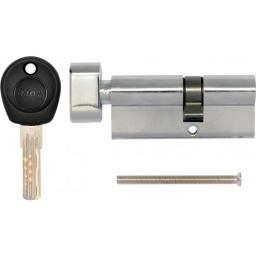 Yato Wkładka chromowana do zamka z gałką 8 kluczy 36/31mm YT-69922