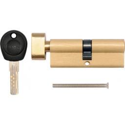 Yato Wkładka mosiężna do zamka z gałką 8 kluczy 31/31mm (YT-69910)