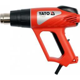 Yato Opalarka 2000W 70~550°C z akcesoriami (YT-82291)
