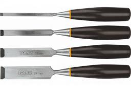 Topex Dłuta komplet 6, 12, 18, 24mm 4szt. (09A310)