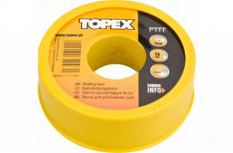 Topex Taśma uszczelniacz teflonowy 19mm/15m (34D093)