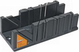 Topex Skrzynka uciosowa plastikowa 320x120x75mm (10A846)