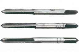 Topex Gwintownik ręczny M8 3szt. (14A208)