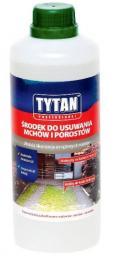 Tytan Środek do usuwania mchów i porostów 1L
