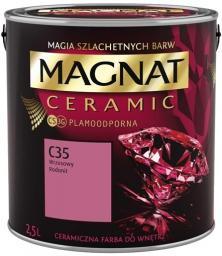 Magnat Emulsja plamoodporna CERAMIC szmaragdowa toń 2,5L