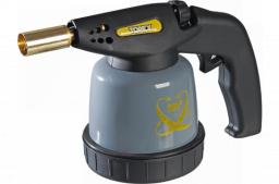 Topex Lampa lutownicza gazowa na naboje 190g zapłonnik (44E143)