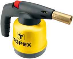 Topex Lampa lutownicza gazowa na naboje (44E142)