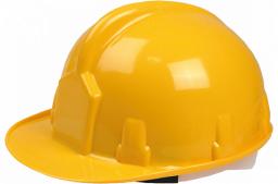 Topex Hełm ochronny żółty (82S200)