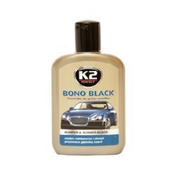 K2 Czernidło do odnawiania gumy i plastików Bono Black 200g (K030)